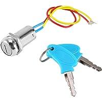 Interruptor de encendido universal de 2 cables, llaves