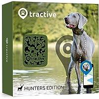 Traceur Tractive GPS pour chiens et chats - traceur animaux étanche pour collier
