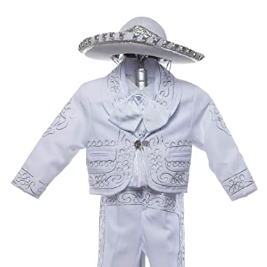 e4b6de938 Details and Traditions Boys Charro, Boys Baptism, Charro, Mexican Wedding  Shirt, Guayaberas