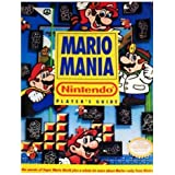 Mario Mania (Super Mario World) Nintendo Player's Strategy Guide