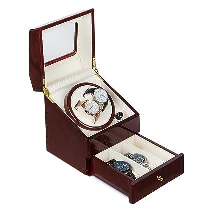 Klarstein Geneva • Estuche de Relojes • Caja para Relojes ...