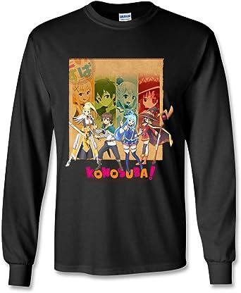 WallScrollPosters Konosuba Anime Unisex T-Shirt Tshirt Konosub-2/_Parent