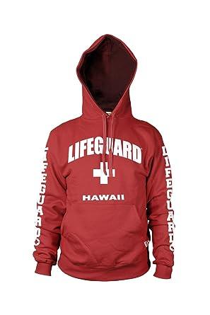 10c5675cd2eb Amazon.com  LIFEGUARD Maui Clothing Company Hawaii Hoodie  Clothing