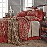 HiEnd Accents Lorenza Comforter Set, King