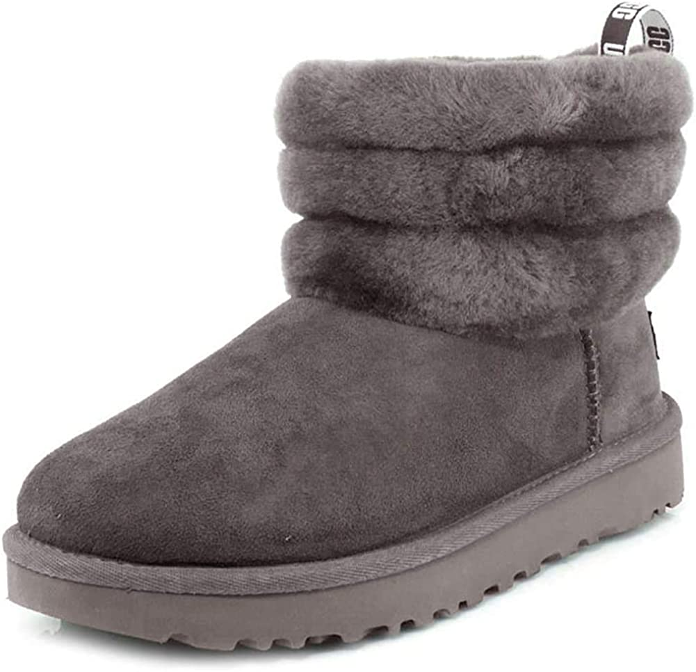 UGG Women's Fluff Mini Quilted Boot