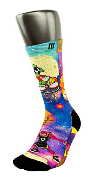 Space Jam Custom Socks