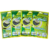 Bonzer-shine 4PCS Keyboard Cleaner Gel Magic Cleaning Gum Computer Dust Remover, Keyboard Dust Cleaner-Wipe Dust,Hair…