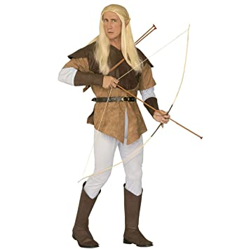 Disfraz de elfo Legolas de arquero para disfraz de el Señor de los ...