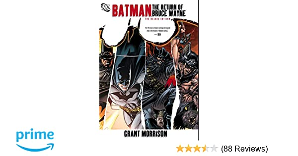 Amazon com: Batman: The Return of Bruce Wayne (8601400567777