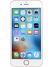 $259 » Apple iPhone 6S Plus, 128GB, Rose Gold - Fully Unlocked (Renewed)