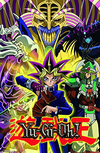 Trends International Wall Poster Yu-Gi-Oh-Collage, 22.375