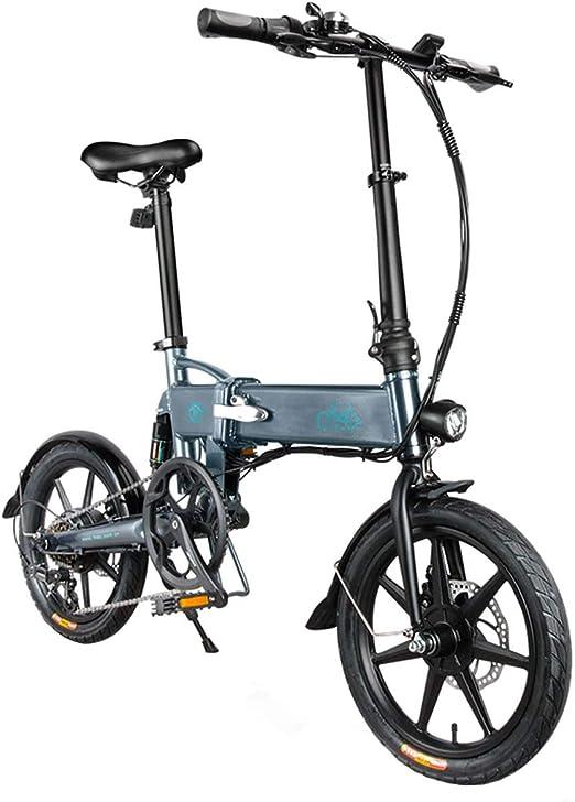 Hot wing Fiido D2 Bicicleta Eléctrica de Velocidad Variable ...