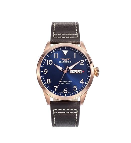 Reloj Suizo Sandoz Hombre 81421-35