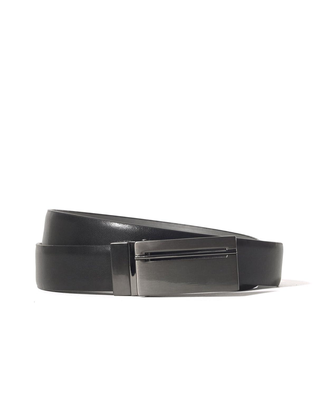 c82dc05bd37 Celio Pcifin1 - Ceinture - Homme - Noir - FR  90 cm (Taille fabricant  1)   Amazon.fr  Vêtements et accessoires
