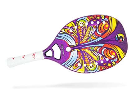 Amazon.com : Sexy Beach Tennis Butterfly II Paddle : Sports ...