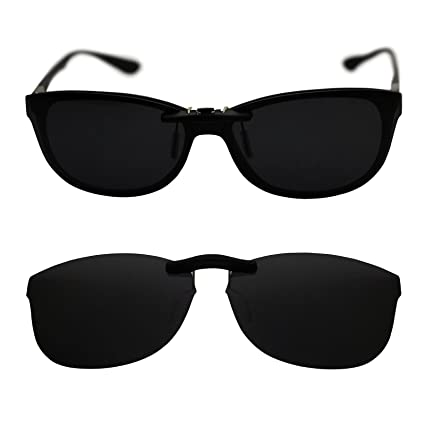 39e928f5df ... low cost custom polarized clip on sunglasses for ray ban rb7024 56mm 56  16 bc8a2 a9044