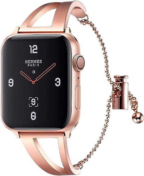 Bandmax Armband Kompatibel Mit Apple Watch 40mm Elektronik