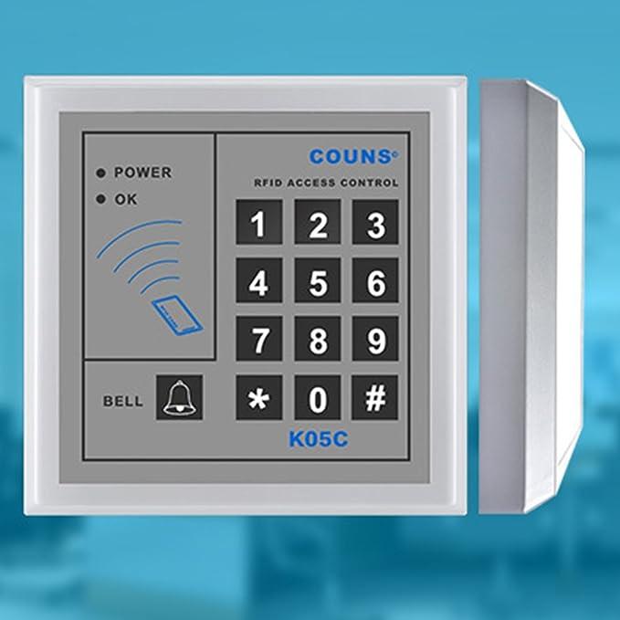 Morza Tarjeta Cerradura RFID de Control de Acceso de ...