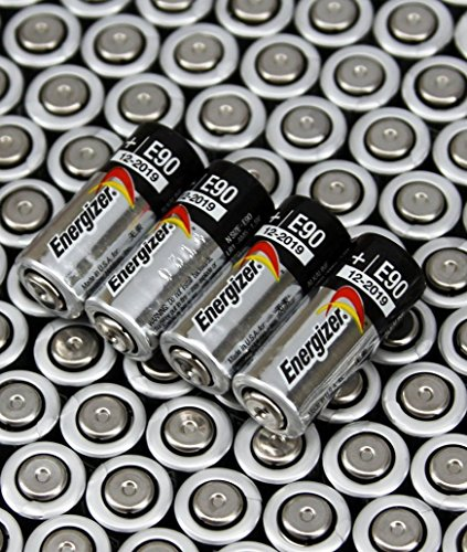 Pack Energizer Size Alkaline Battery