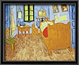 DoMyArt Diy Oil Painting, Paint By Number Kits - Bedroom in Arles By Van Gogh 16X20 Inch