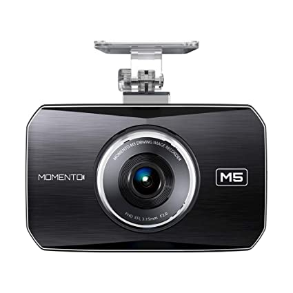 Momento M5 Full HD Dual Dash Cam