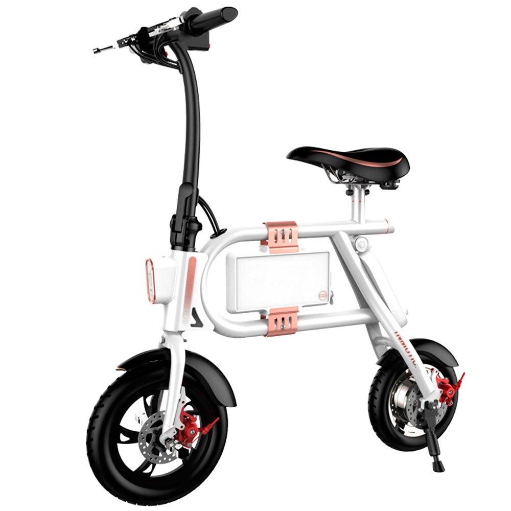 InMotion e bicicleta p1 F 350 W blanco vehículos eléctricos: Amazon.es: Electrónica