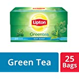 Lipton Clear Green Mint Burst, 25 Tea Bags
