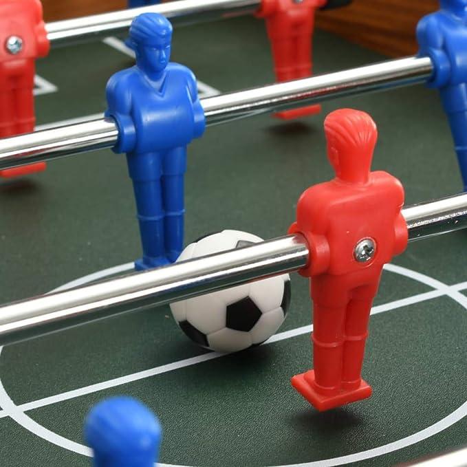vidaXL Futbolín Juegos de Interior Simulación Deportes Diversión ...
