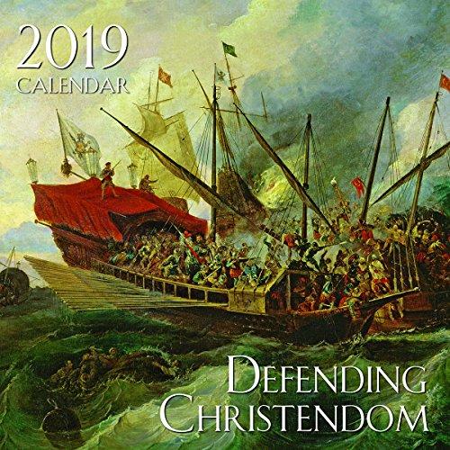 2019 Defending Christendom Wall Calendar ()
