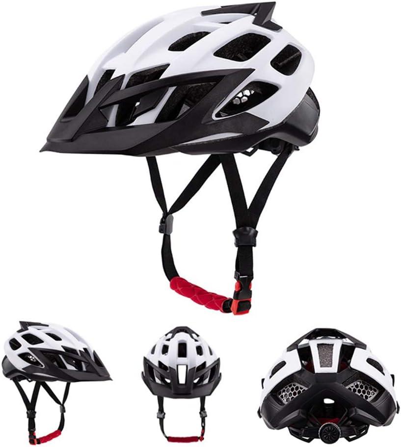 SOLEIWEI Ultraleichter Fahrradhelm f/ür Herren und Damen f/ür Mountainbikes