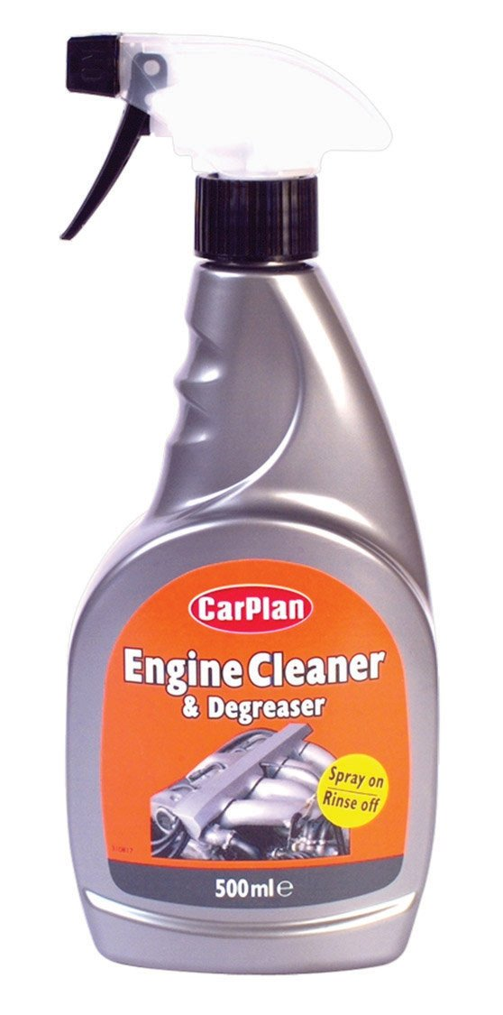 CarPlan ECL555 Engine Cleaner and Degreaser Trigger Tetrosyl Group Limited