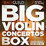 Big Violin Concerto Box Album Cover