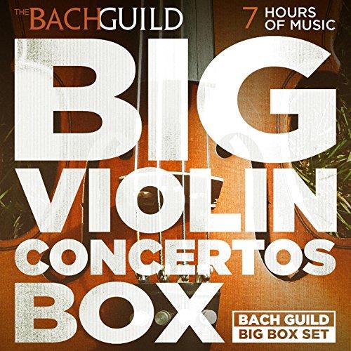 (Big Violin Concerto Box )