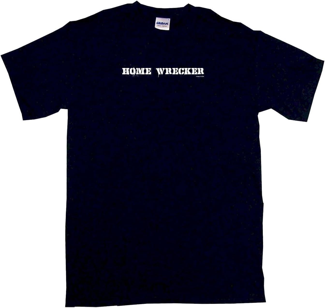 99 Volts Home Wrecker Men's Tee Shirt