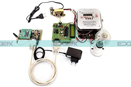 Buy Edgefx-GSM based Monthly Electricity Energy Meter