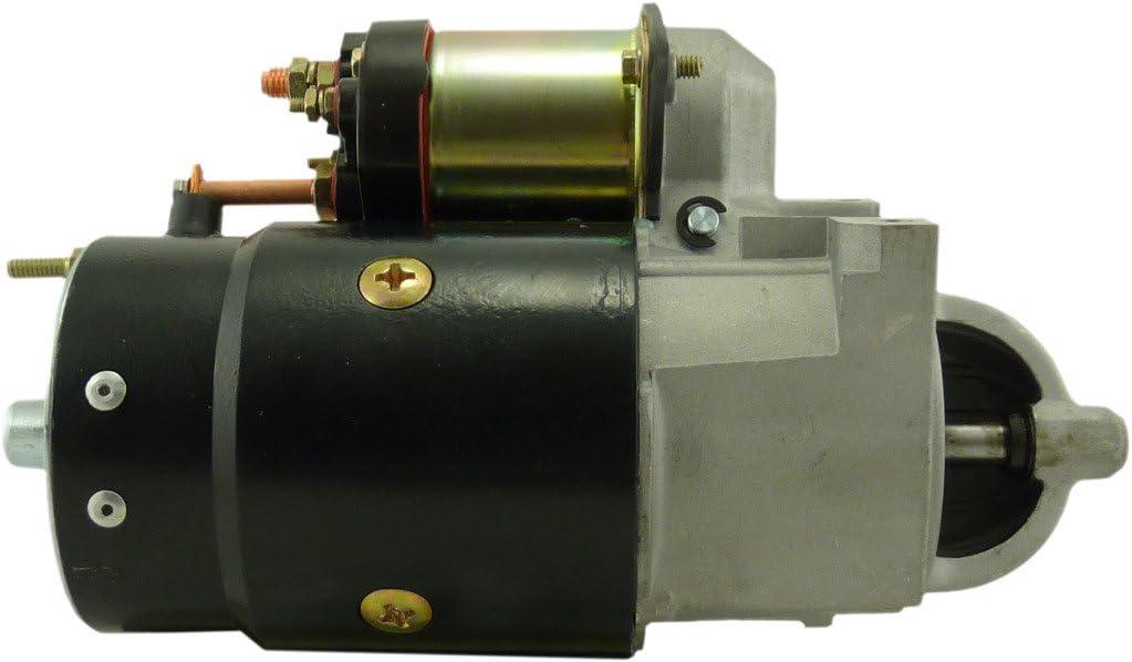 New DELCO style Starter for MERCRUISER Model 120,Model 140,Model 165,Model 185,Model 2.5L,Model 250,Model 260,Model 280 TRS,Model 898 1975-1989 OMC 5.7L 1978-1981