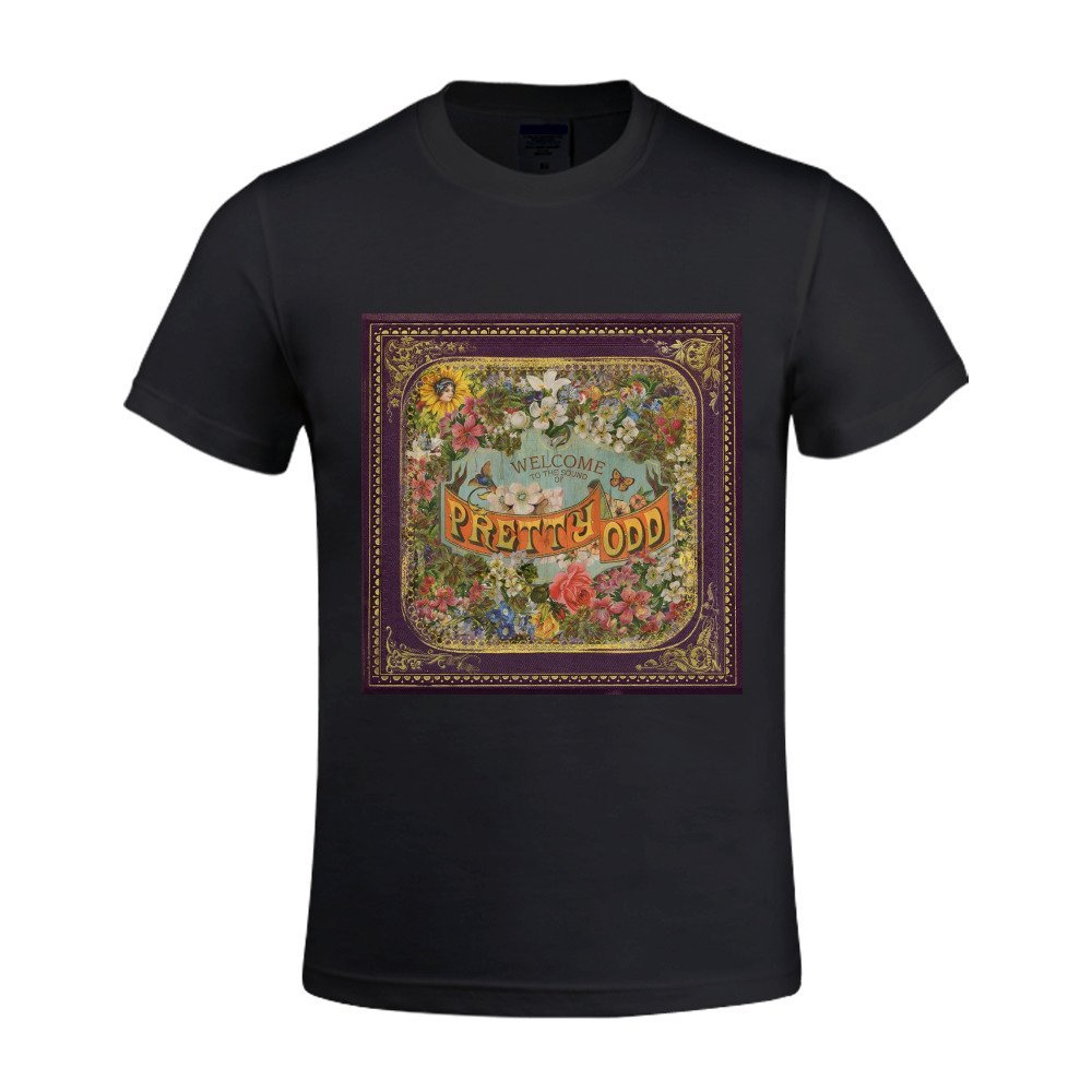 Existlong Panic At The Disco Pretty Odd Summer T Shirts For Round Neck