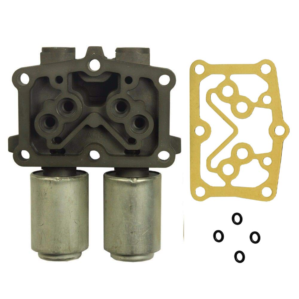 Transmission Dual Linear Solenoid with Gasket For Honda Civic Replaces# 28260-RG5-004