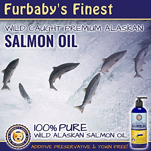 100 pure wild alaskan salmon fish oil for dogs cats for Does fish oil help with joint pain