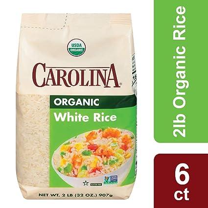 Arroz marrón orgánico Carolina: Amazon.com: Grocery ...