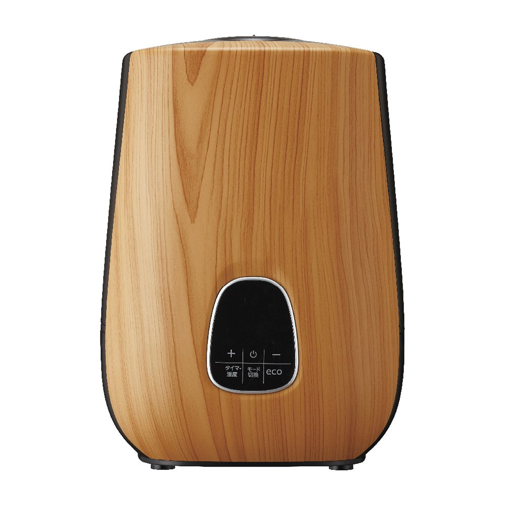 PIERIA Hybrid humidifier Built-in humidity sensor KHR-501 (Natural Wood)