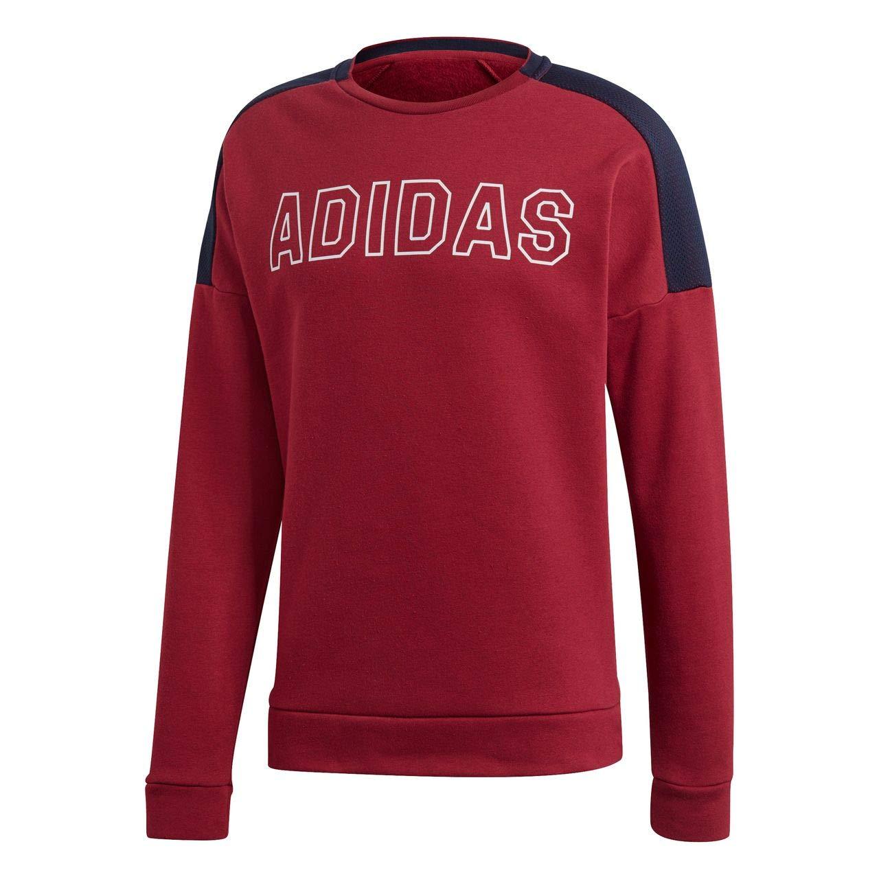 TALLA L. adidas Sports ID Sweat Fleece Chaqueta, Hombre