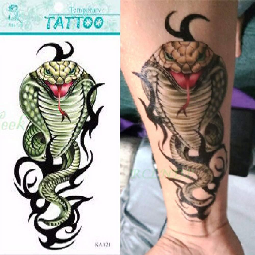 Handaxian Etiqueta engomada Impermeable del Tatuaje de 3pcs ...