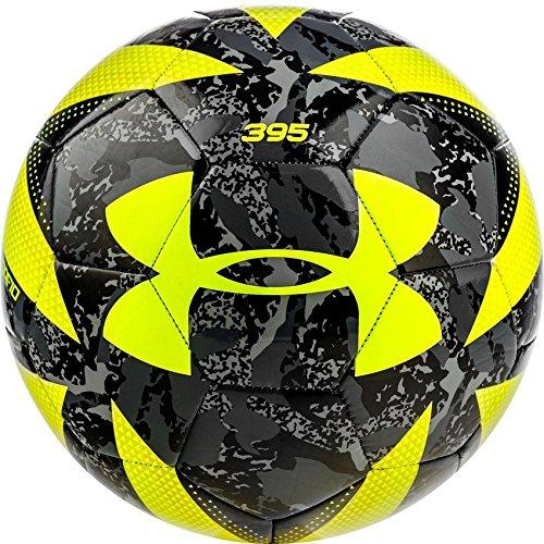 Under Armour Desafio 395 Soccer Ball Camo/Hi-Viz, Camo/Hi-Viz, Size 4
