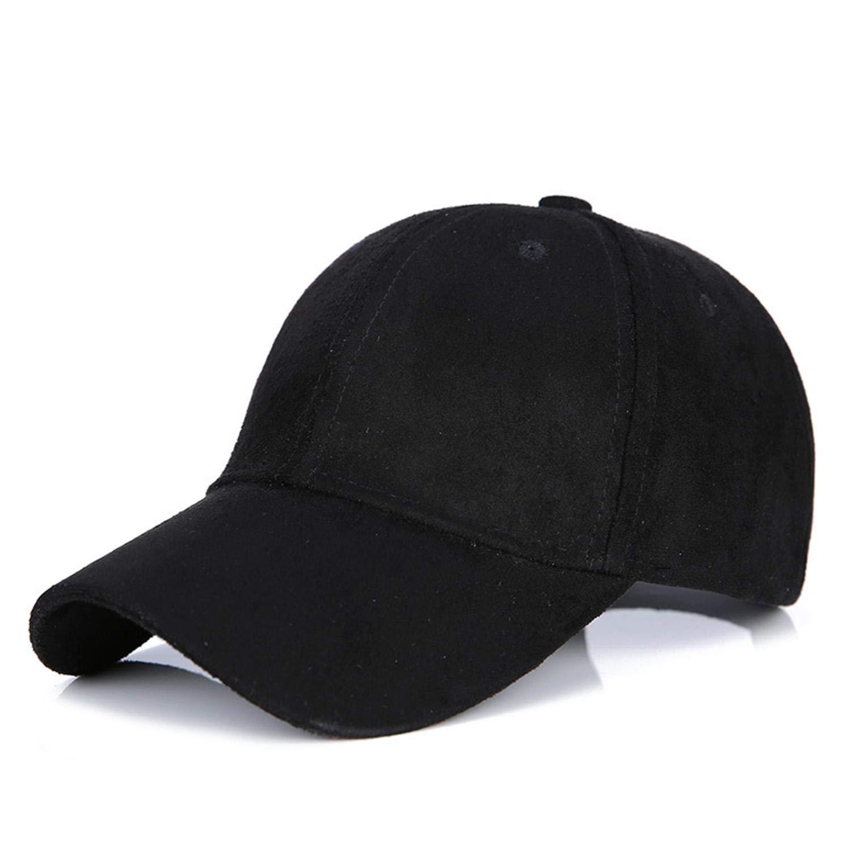 Classic Cotton Dad Hat Plain Cap Low Profile Baseball Cap for Men Women