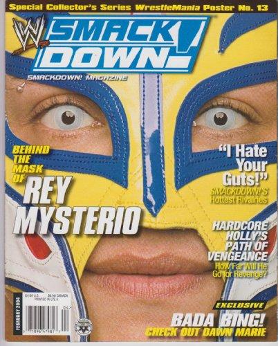 WWE Smackdown Magazine February 2004 ()
