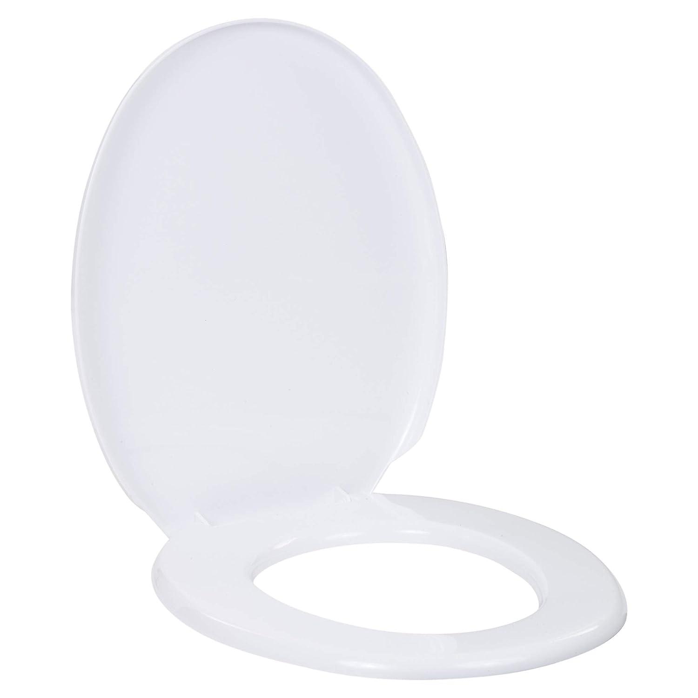 color/é Abattant WC universel bleu fonc/é
