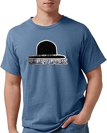 Billy Jack Hat Logo 1 – Camisa de Colores cómodos para Hombre ...