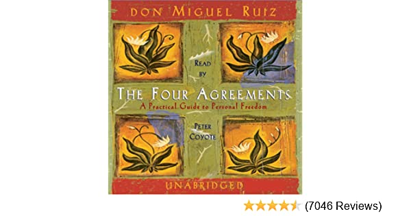 Amazon The Four Agreements Audible Audio Edition Don Miguel
