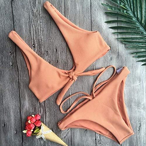 Bows In Bikini coloré Taille Blanc M Fuweiencore za6Uxwqa